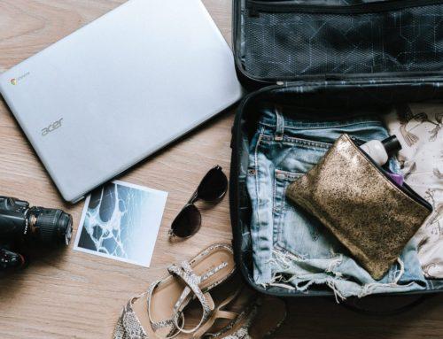 Equipamiento de viaje para estar como en casa