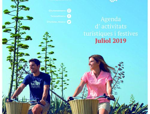 El Ayuntamiento presenta la nueva programación de cultura y ocio para el mes de julio