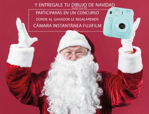 Disfruta de Papá Noel en el Centro Comercial Portal Mediterráneo
